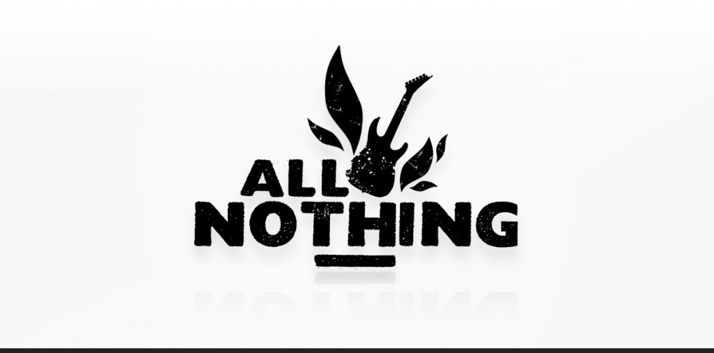 "Statusglow Referenz ""All Nothing"" Logodesign"