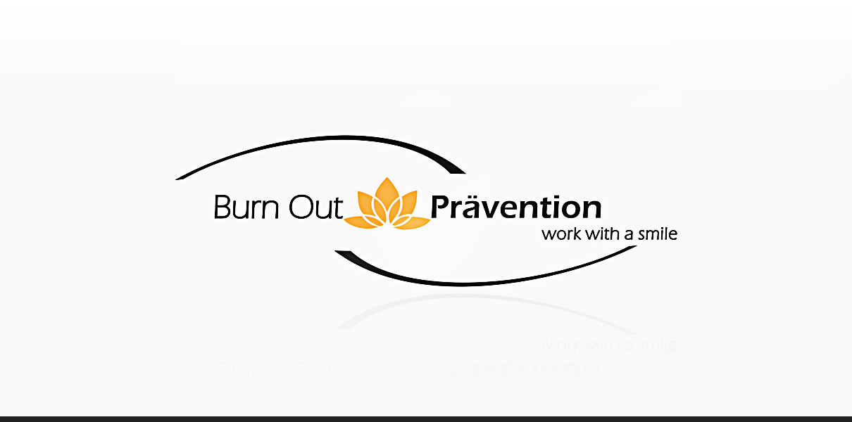"Statusglow Referenz ""Burn Out Prävention"" Logodesign"