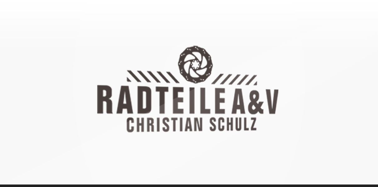 "Referenz ""CS Radteile"" Logodesign"