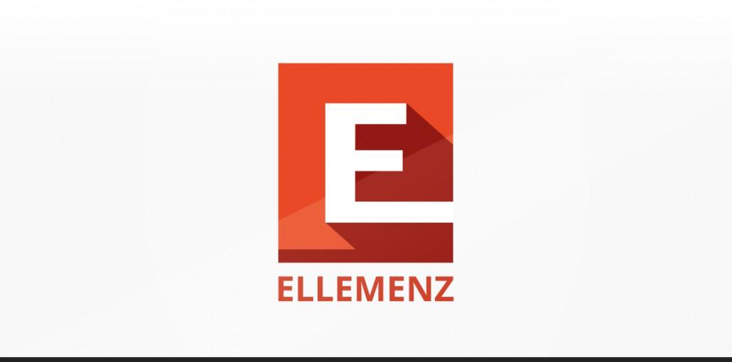 "Referenz ""Ellemenz"" Logodesign"