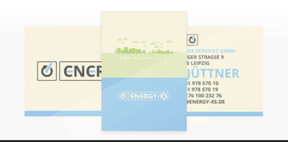 "Referenz ""Energy Xchange"" Webdesign"