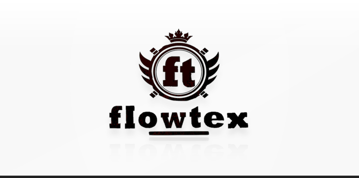"Statusglow Referenz ""Flowtex Music"" Logodesign"