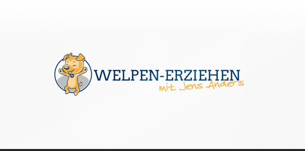 """Referenz """"Welpen-Erziehen.net"""" Logodesign"""