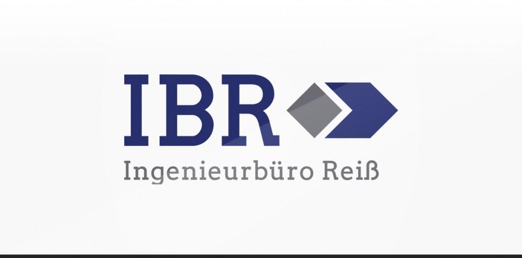 """Statusglow Referenz """"Ingenieurbüro Reiß"""" Logodesign"""