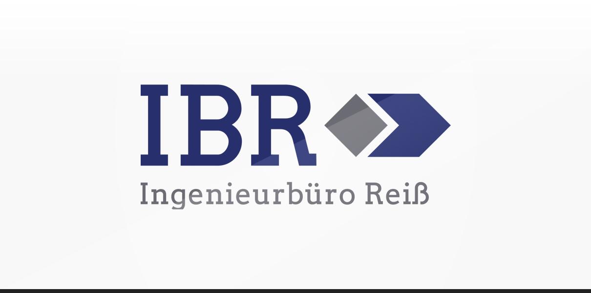 "Referenz ""Ingenieurbüro Reiss"" Logodesign"