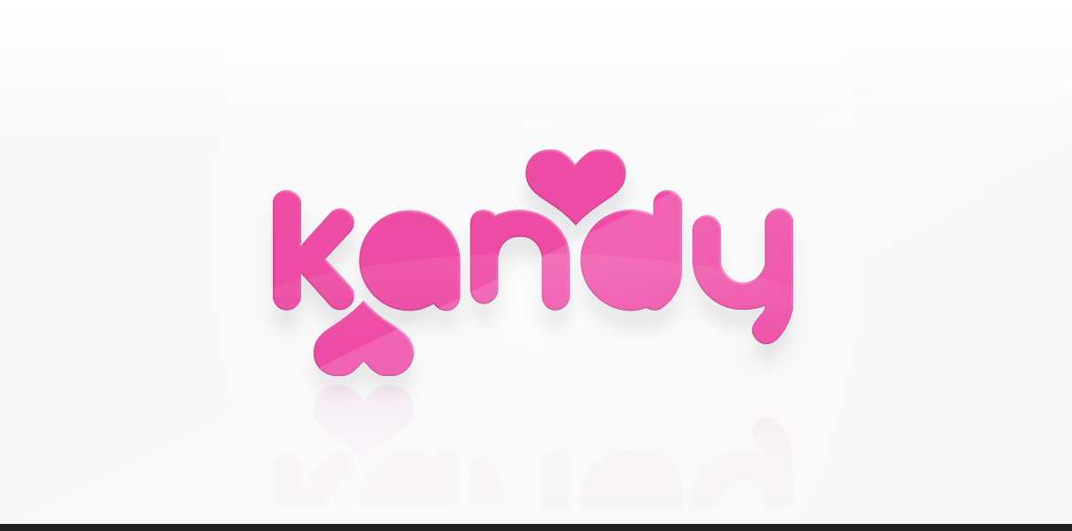 "Statusglow Referenz ""Kandy Club"" Logodesign"
