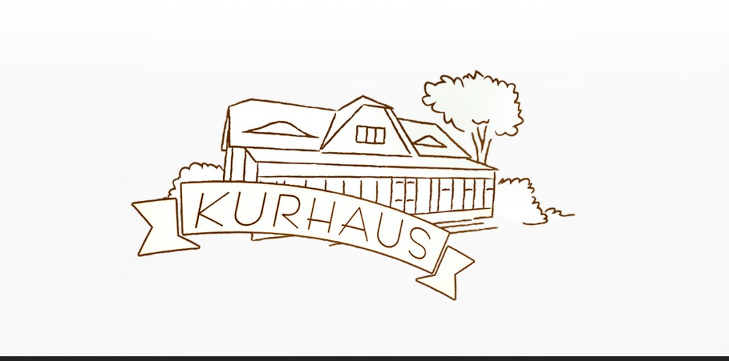"Referenz ""Kurhaus Bad Düben"" Logodesign"