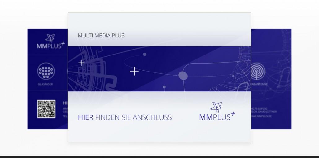"Referenz ""MMPlus GmbH"" Corporate Design"