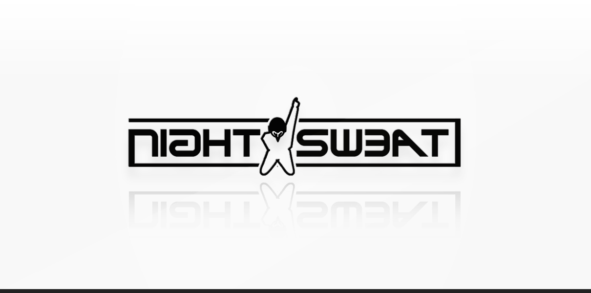"Statusglow Referenz ""Nightsweat"" Logodesign"