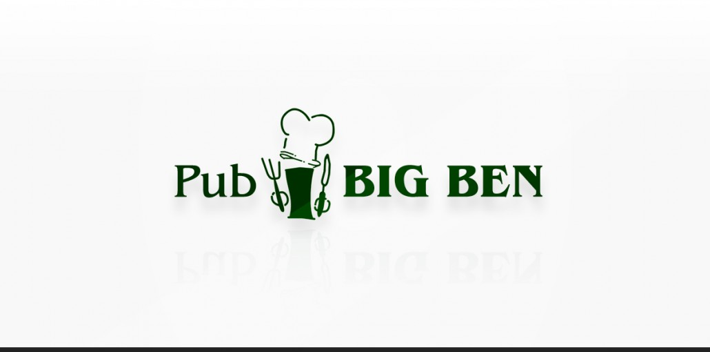 "Statusglow Referenz ""Pub Big Ben"" Logodesign"
