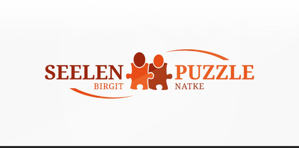 "Statusglow Referenz ""Seelenpuzzle"" Logodesign"